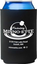 Minno-ette Can Coozie Can Cooler